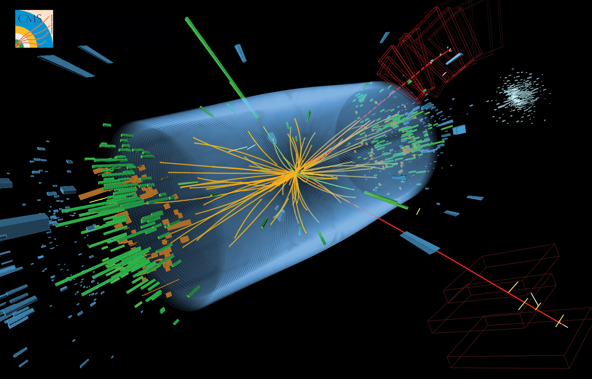 Evidence of Higgs boson