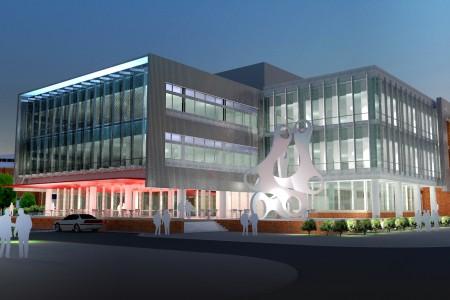 NIC Companion Building 2