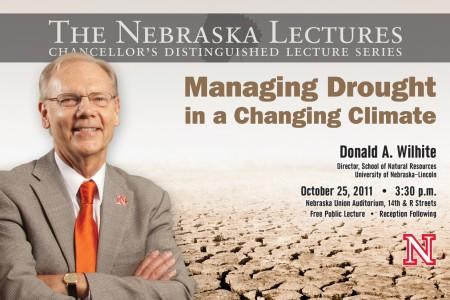 Nebraska Lecture, Don Wilhite
