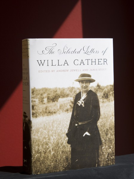 Willa Cather Book