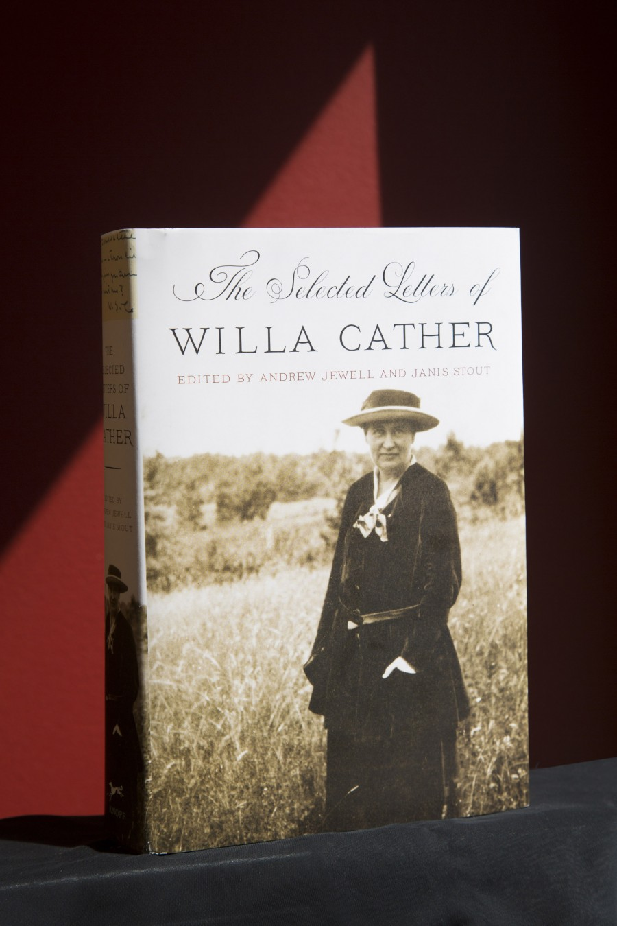 Willa Cather Book