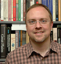 Graybill's NEH Fellowship supports work on new book