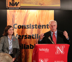 Agreement exemplifies economic potential of  UNL research