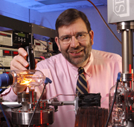 Physicist aims to create magnetized electron source