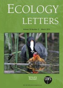 Ecology Letters 3-13