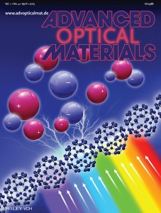 Advanced optical materials April 2013