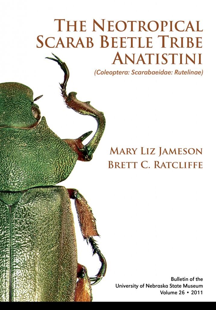 Anatistini-Front Cover